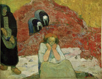 Human Misery (The Wine Harvest or Poverty) / P. Gauguin / Painting, 1888 by AKG  Images