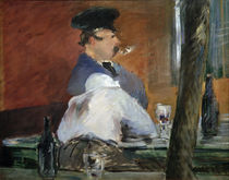 Manet / The Pub (The Bar) / Painting by AKG  Images