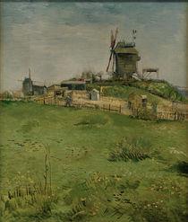 Van Gogh, Die Mühle Le Bute-fin von AKG  Images