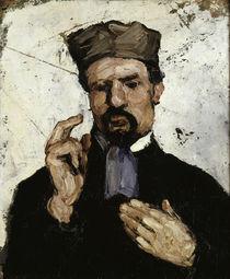 Cézanne, L'avocat / L'oncle / 1866 by AKG  Images