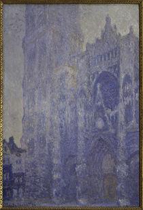 Monet, Kathedrale Rouen (Harmonie blanche) von AKG  Images
