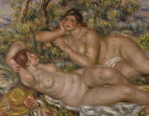 A.Renoir / Bathers / 1918–19 by AKG  Images