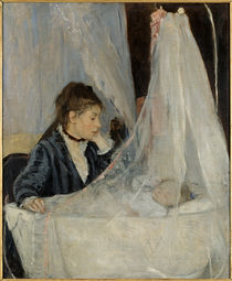 Berthe Morisot / Le Berceau / 1872 von AKG  Images
