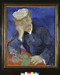 Van Gogh / Bildn. Dr. Gachet Fingerhutzweig von AKG  Images