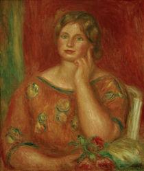 A.Renoir, Gertrud Osthaus von AKG  Images
