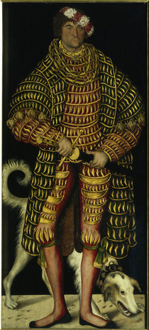 Hrzg. Heinrich d. Fromme v. Sachsen / Cranach von AKG  Images