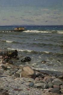 P.Mönsted, Am Strand von AKG  Images