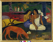 Gauguin / Arearea / 1892. by AKG  Images