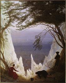 Friedrich / White Cliffs of Ruegen by AKG  Images