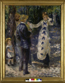 Renoir, The Swing by AKG  Images