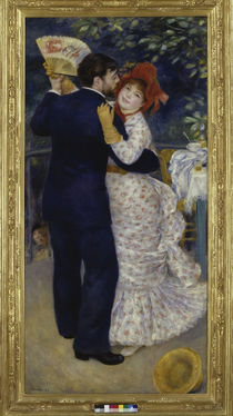 A.Renoir / Country dance / 1883 by AKG  Images