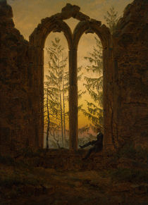 C.D.Friedrich, The Dreamer by AKG  Images