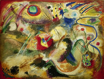 Kandinsky / Untitled Picture (Deluge) by AKG  Images