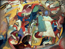 Kandinsky / All Saints' Day I / 1911 by AKG  Images