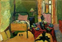 Kandinsky, Schlafzimmer von AKG  Images