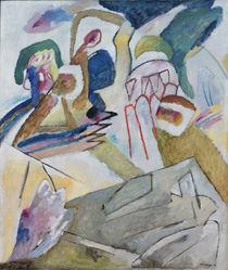 Kandinsky / Improvisation 18/ 1911 von AKG  Images