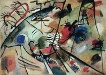 Kandinsky / Improvisation 24, Study/ 1912 by AKG  Images