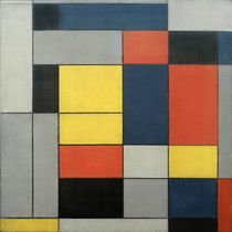 Mondrian / Composition No. VI and II /1920 by AKG  Images