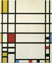 Mondrian / Trafalgar Square / 1939–43 by AKG  Images