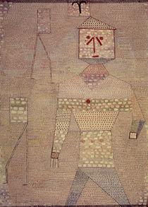 Paul Klee / Barbarian General / 1932 by AKG  Images
