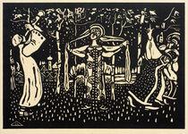 W.Kandinsky, Les Bouleaux (Schalmei) von AKG  Images