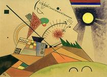 W.Kandinsky, Skizze zu Bewegte Ruhe von AKG  Images