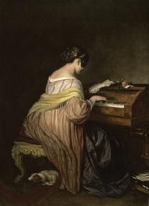 Josef Danhauser, Die Klavierspielerin von AKG  Images