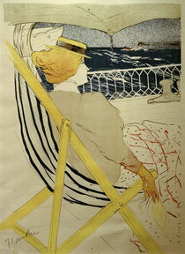 Toulouse-Lautrec, The Traveller in Cabin 54 by AKG  Images