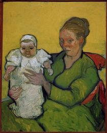 V. van Gogh, Madame Roulin mit ihrem Kind von AKG  Images