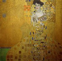 Gustav Klimt / Adele Bloch-Bauer I by AKG  Images