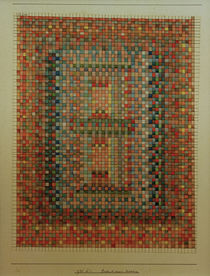 P.Klee, Portal of a Mosque / 1931 by AKG  Images