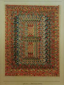 P.Klee, Portal einer Moschee von AKG  Images