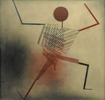 Paul Klee, The Jumper by AKG  Images