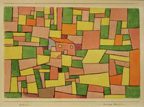Paul Klee, Country House of Thomas R. by AKG  Images