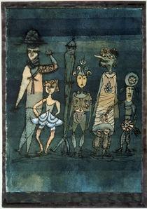 Paul Klee, Masken von AKG  Images