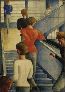 Oskar Schlemmer, Bauhaustreppe/ 1932 von AKG  Images