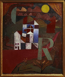 Klee / Villa R. / 1919 by AKG  Images