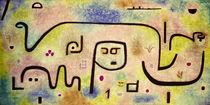 Paul Klee / Insula dulcamara / 1938 by AKG  Images