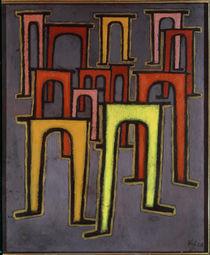 Klee, Revolution des Viadukts / Gem. 1937 von AKG  Images