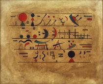 W.Kandinsky, Zeichenreihen von AKG  Images