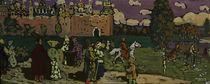 Kandinsky, Russische Szene von AKG  Images