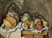 Cézanne, Nature morte von AKG  Images