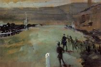 Toulouse-Lautrec, Horse Racing Course / 1881 by AKG  Images