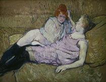 Toulouse-Lautrec, Das Sofa von AKG  Images