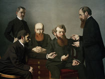 F.Vallotton, The Five Artists by AKG  Images