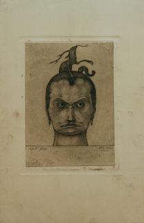 P.Klee, Drohendes Haupt von AKG  Images