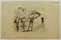 Paul Klee, Vulgar Comedy / 1922 by AKG  Images