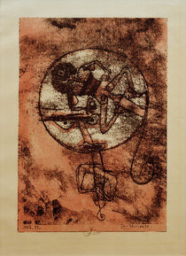 Paul Klee, Man in Love / 1923 by AKG  Images