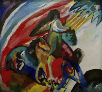W.Kandinsky / Improvisation 12 (Reiter) by AKG  Images