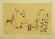 Paul Klee, Ships after the Storm / 1927 by AKG  Images